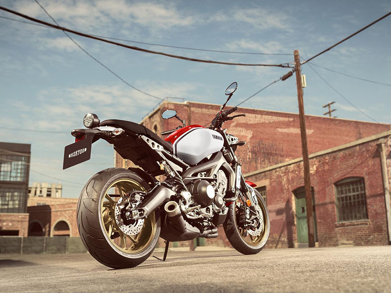 2021 Yamaha XSR900 in Zephyrhills, Florida - Photo 8