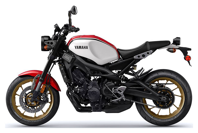 2021 Yamaha XSR900 in Cumberland, Maryland - Photo 2
