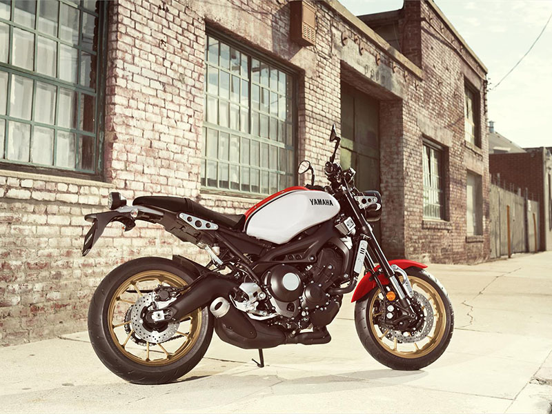 2021 Yamaha XSR900 in Burleson, Texas - Photo 7