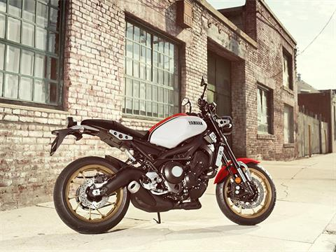 2021 Yamaha XSR900 in Cumberland, Maryland - Photo 7