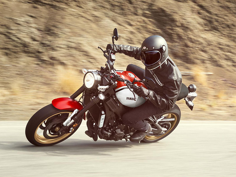 2021 Yamaha XSR900 in Sacramento, California - Photo 9