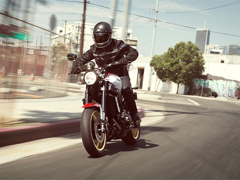2021 Yamaha XSR900 in Sacramento, California - Photo 10