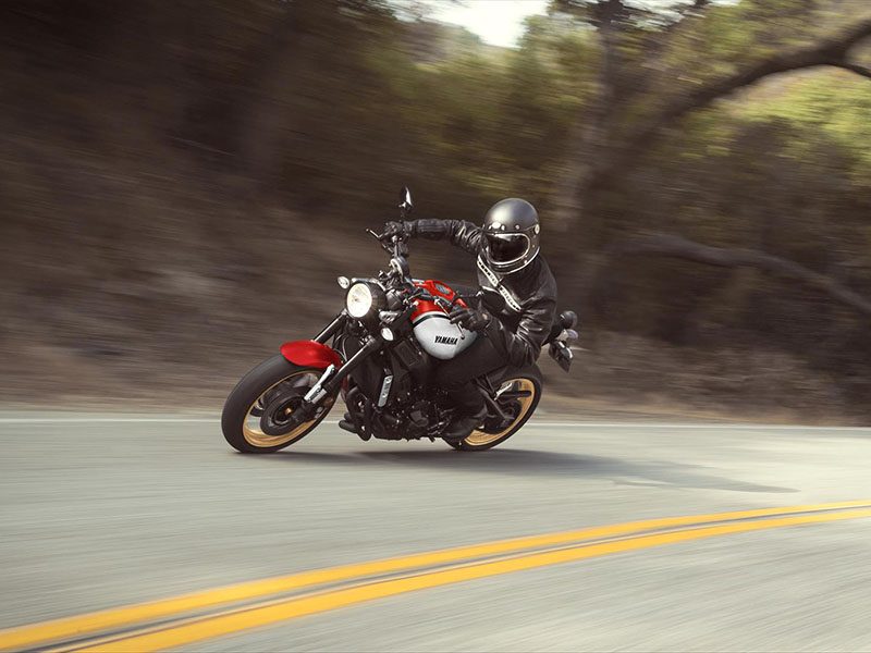 2021 Yamaha XSR900 in San Jose, California - Photo 11