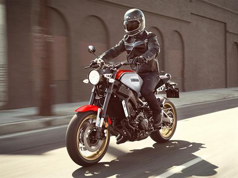 2021 Yamaha XSR900 in Metuchen, New Jersey - Photo 14