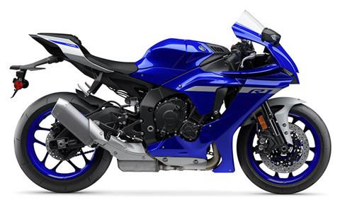 2021 Yamaha YZF-R1 in Hendersonville, North Carolina