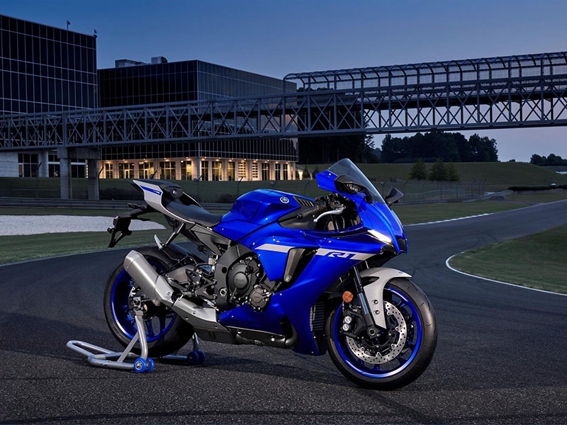 2021 Yamaha YZF-R1 in Escanaba, Michigan - Photo 3
