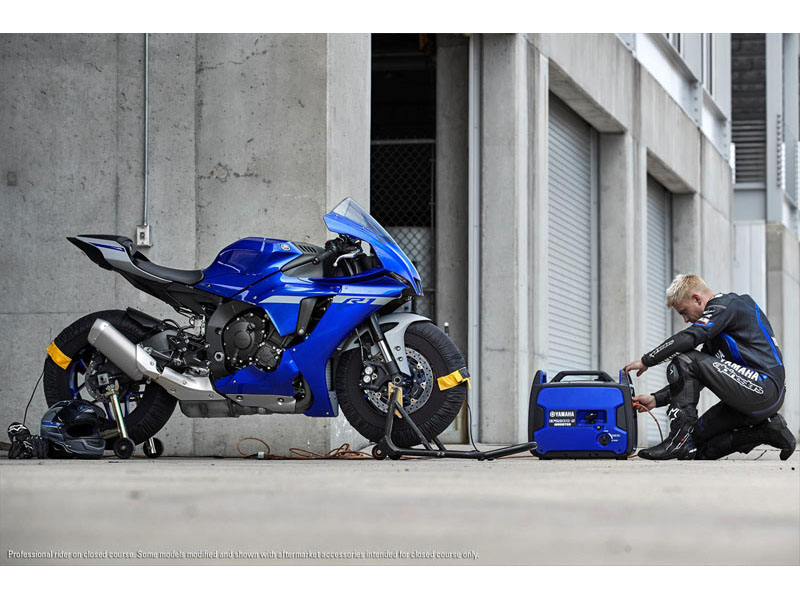 2021 Yamaha YZF-R1 in San Marcos, California - Photo 6