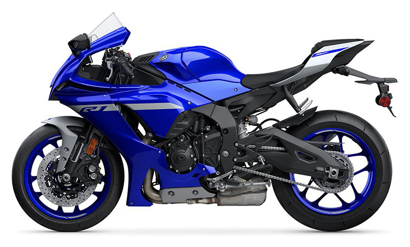 2021 Yamaha YZF-R1 in Victorville, California - Photo 2