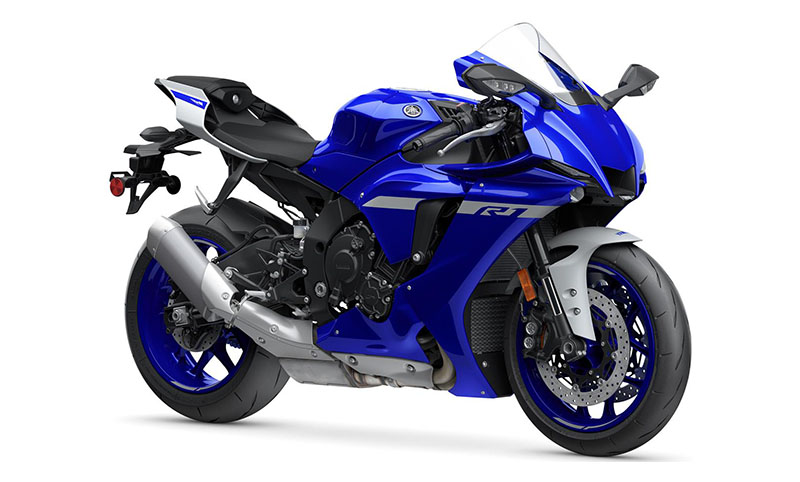 2021 Yamaha YZF-R1 in Scottsbluff, Nebraska - Photo 3