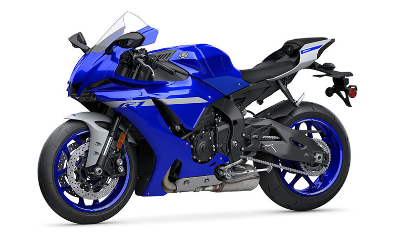 2021 Yamaha YZF-R1 in Hicksville, New York - Photo 4