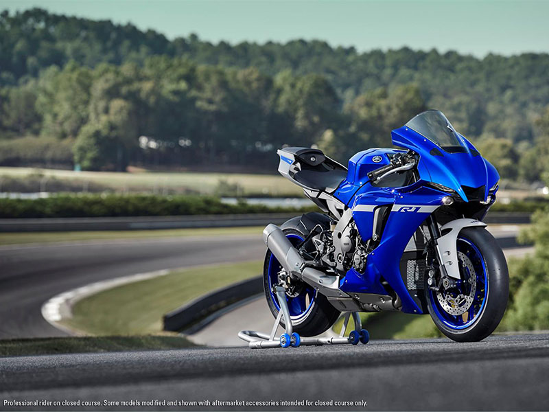 2021 Yamaha YZF-R1 in Zephyrhills, Florida - Photo 8
