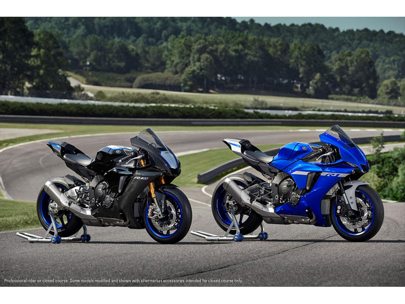 2021 Yamaha YZF-R1 in Coloma, Michigan - Photo 10