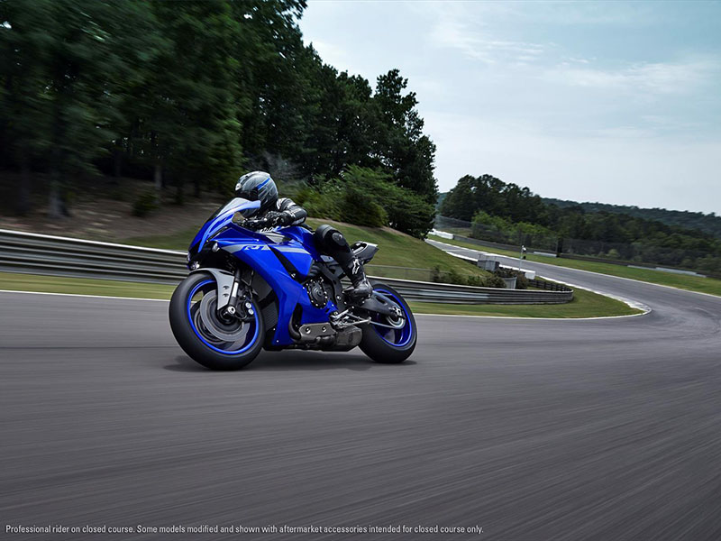 2021 Yamaha YZF-R1 in Zephyrhills, Florida - Photo 12