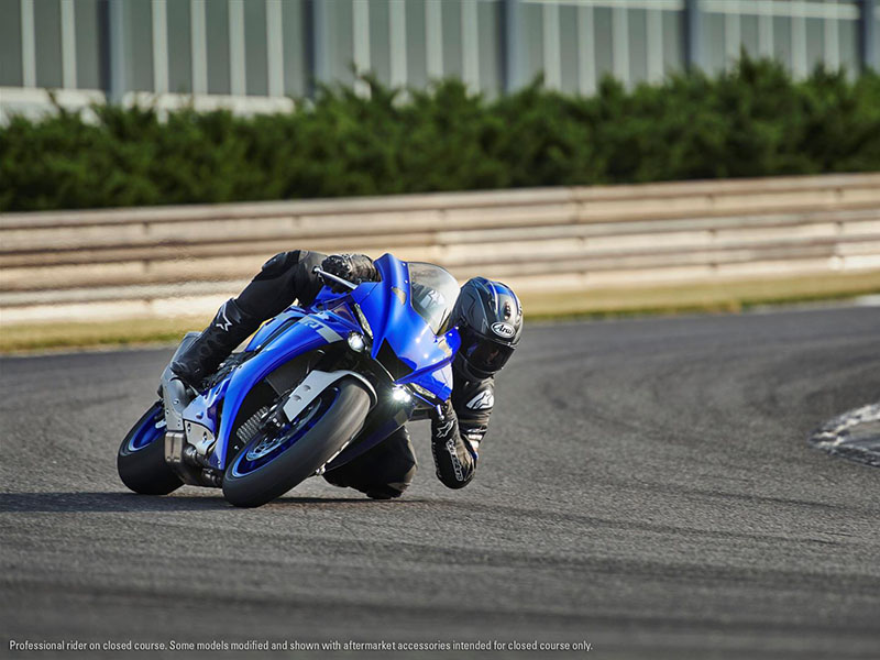 2021 Yamaha YZF-R1 in San Marcos, California - Photo 13