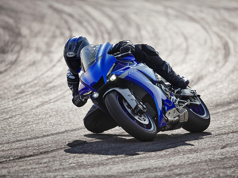 2021 Yamaha YZF-R1 in Zephyrhills, Florida - Photo 14