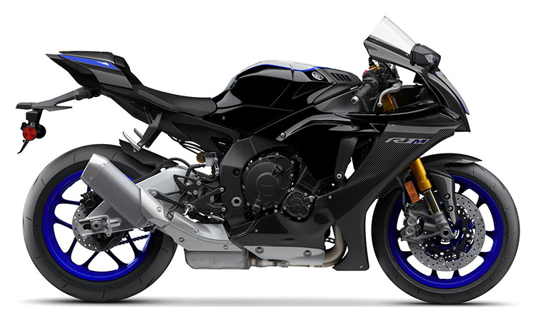 2021 Yamaha YZF-R1M in Carroll, Ohio - Photo 1