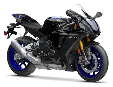 2021 Yamaha YZF-R1M in Mio, Michigan - Photo 2