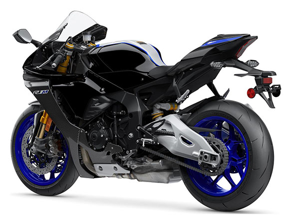 2021 Yamaha YZF-R1M in San Jose, California - Photo 3