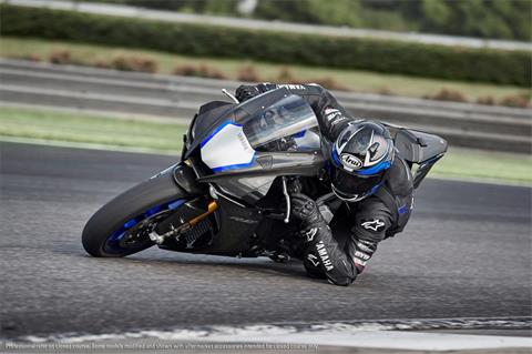 2021 Yamaha YZF-R1M in Metuchen, New Jersey - Photo 4