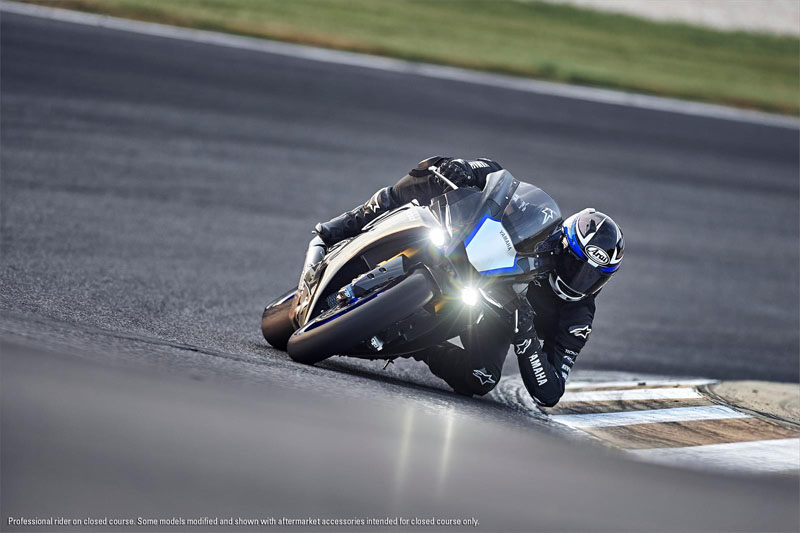 2021 Yamaha YZF-R1M in Metuchen, New Jersey - Photo 5