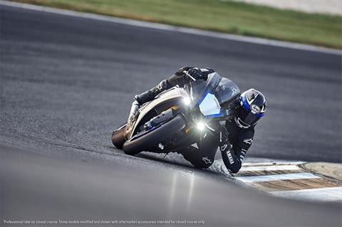 2021 Yamaha YZF-R1M in Mineola, New York - Photo 5