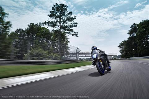 2021 Yamaha YZF-R1M in Brooklyn, New York - Photo 6