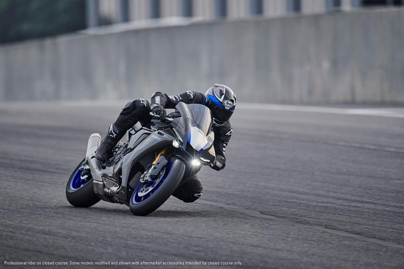 2021 Yamaha YZF-R1M in San Jose, California - Photo 7
