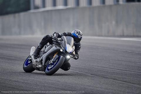 2021 Yamaha YZF-R1M in Brooklyn, New York - Photo 7