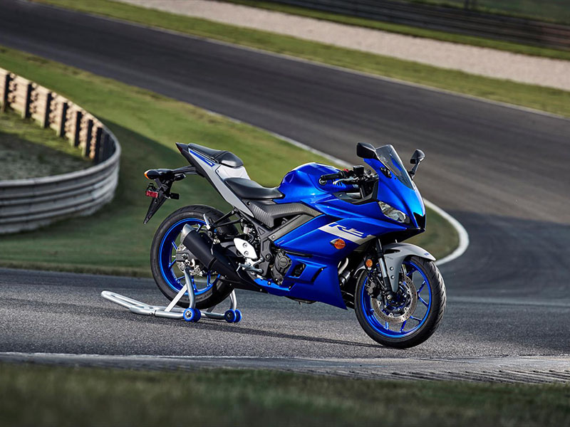 2021 Yamaha YZF-R3 ABS in Merced, California - Photo 4