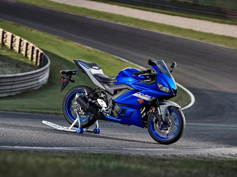 2021 Yamaha YZF-R3 ABS in Sacramento, California - Photo 4