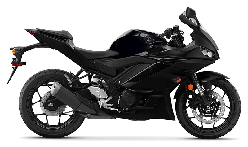 2021 Yamaha YZF-R3 ABS in Zephyrhills, Florida - Photo 1