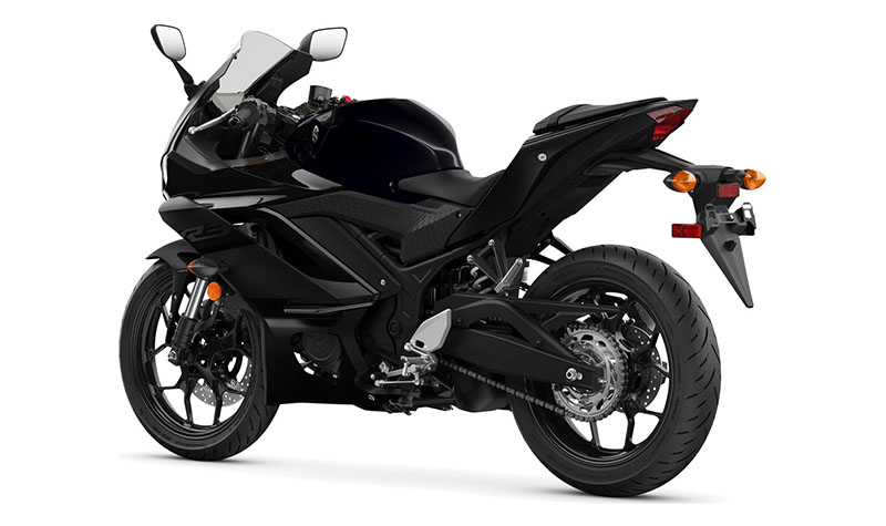 2021 Yamaha YZF-R3 ABS in San Jose, California - Photo 3