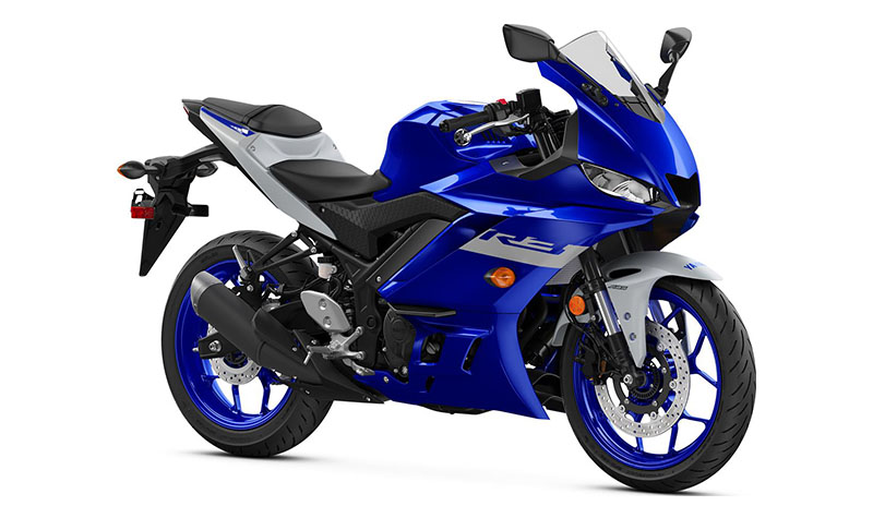 2021 Yamaha YZF-R3 ABS in Mount Pleasant, Texas - Photo 2