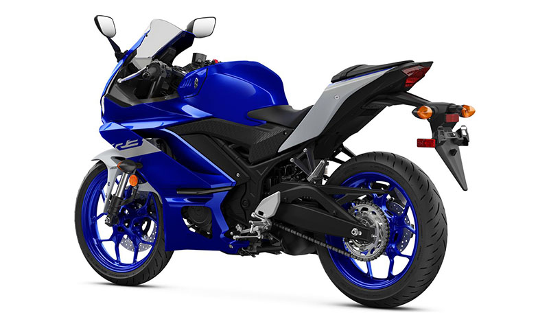 2021 Yamaha YZF-R3 ABS in Port Washington, Wisconsin - Photo 3