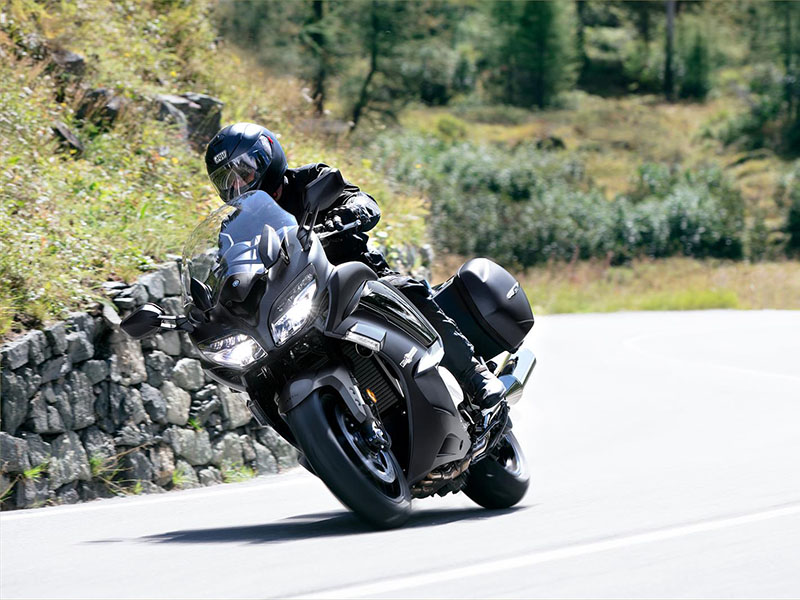 2021 Yamaha FJR1300ES in Albemarle, North Carolina - Photo 12