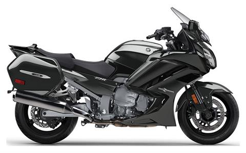 2021 Yamaha FJR1300ES in Amarillo, Texas