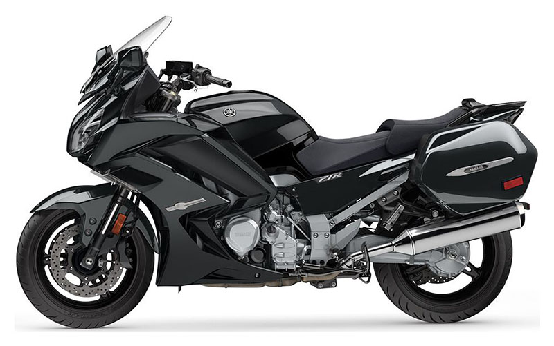 2021 Yamaha FJR1300ES in San Jose, California - Photo 2