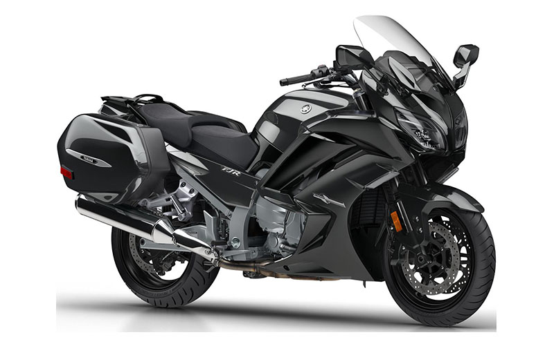 2021 Yamaha FJR1300ES in San Jose, California - Photo 3