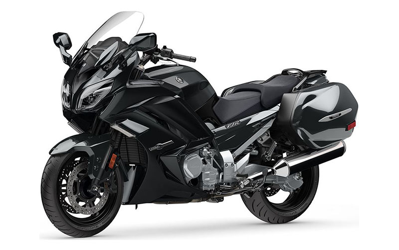 2021 Yamaha FJR1300ES in San Jose, California - Photo 4