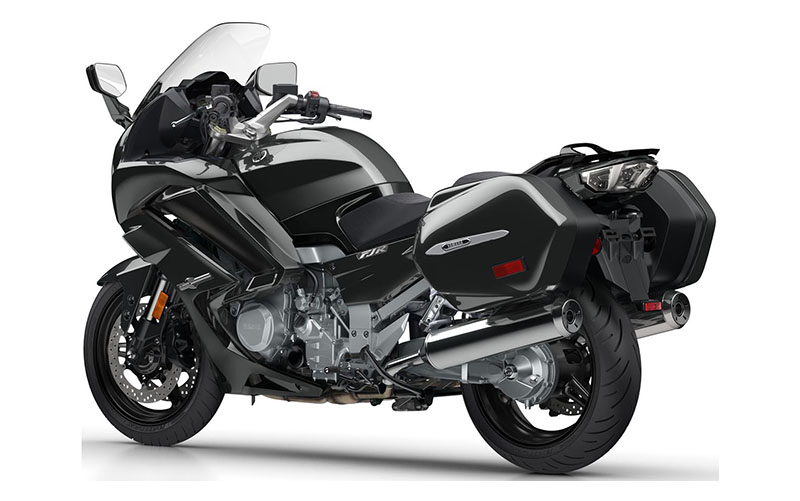 2021 Yamaha FJR1300ES in Metuchen, New Jersey - Photo 5