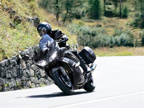 2021 Yamaha FJR1300ES in Middletown, New York - Photo 12