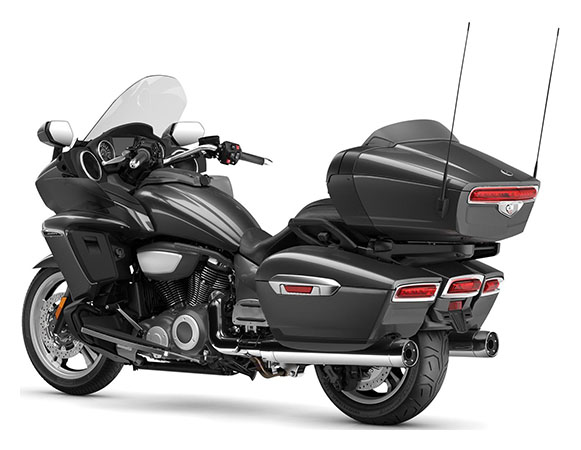 2020 Yamaha Star Venture Transcontinental Option Package in Danbury, Connecticut - Photo 3