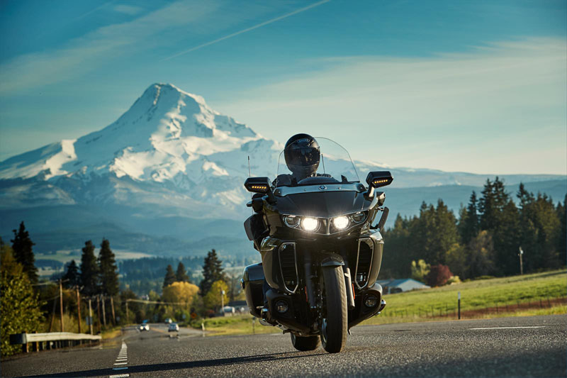 2020 Yamaha Star Venture Transcontinental Option Package in Santa Clara, California - Photo 4