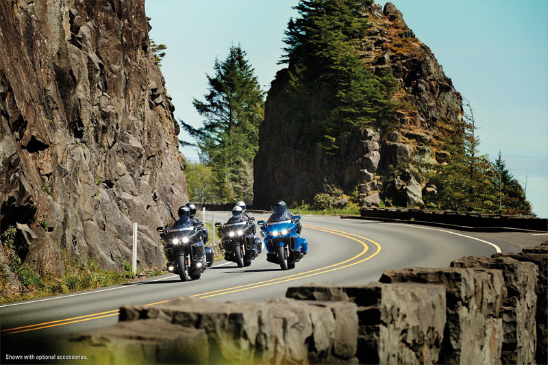 2020 Yamaha Star Venture Transcontinental Option Package in Danbury, Connecticut - Photo 8