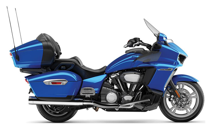 2020 Yamaha Star Venture Transcontinental Option Package in Canton, Ohio - Photo 1