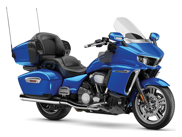 2020 Yamaha Star Venture Transcontinental Option Package in Sacramento, California - Photo 2