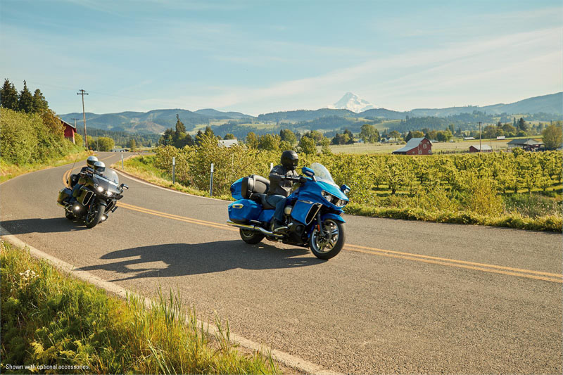 2020 Yamaha Star Venture Transcontinental Option Package in Sacramento, California - Photo 5