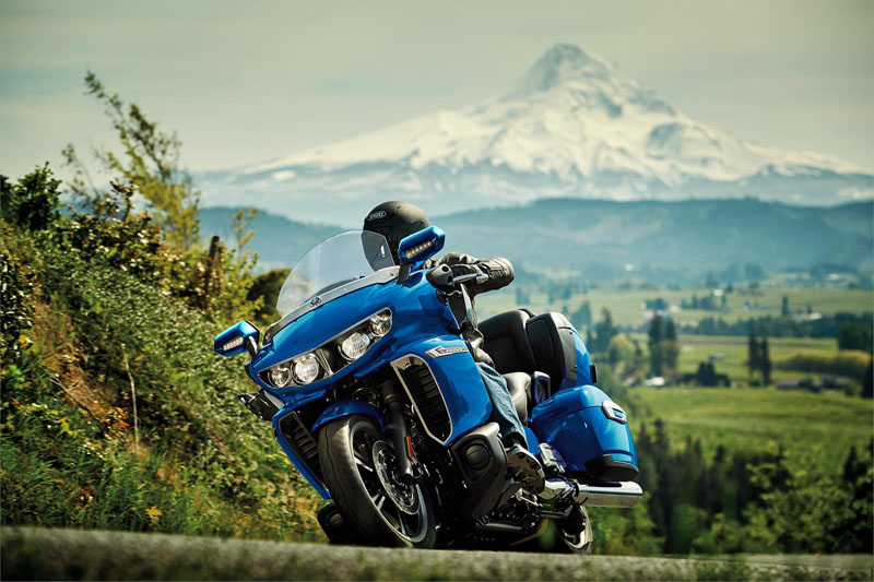 2020 Yamaha Star Venture Transcontinental Option Package in Sacramento, California - Photo 6