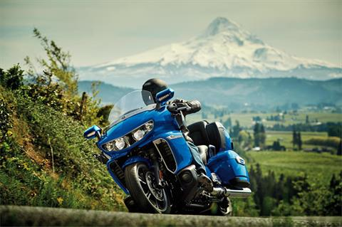 2020 Yamaha Star Venture Transcontinental Option Package in Danville, West Virginia - Photo 6