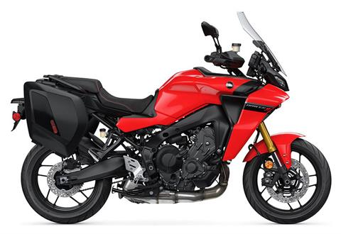 2021 Yamaha Tracer 9 GT in Lewiston, Maine